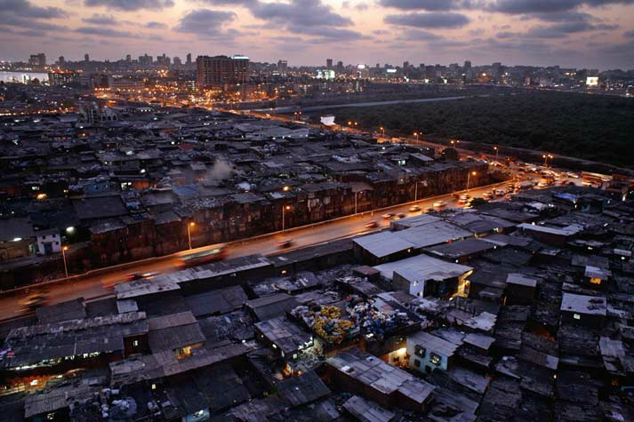 dharavi facts
