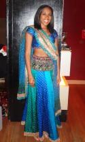 Chazen India Social Media Guru, DeShaun Maria Harris