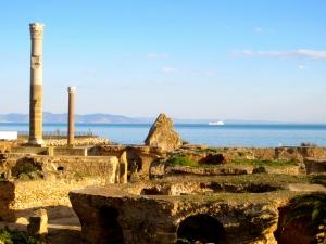Carthage, Atlas Mountains, Mediterranean