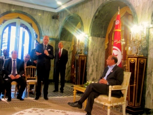 Q&A with President Moncef Marzouki