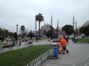 Turks have soured on the idea of joining a sinking European Union.Photo: Kunal Kain