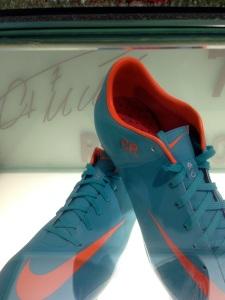 Cristiano Ronaldo's Shoes