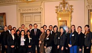 CBS Visits Prime Minister Antonis Samaras