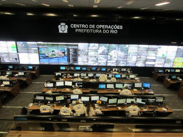 City Operations Control Center (Rio de Janeiro)
