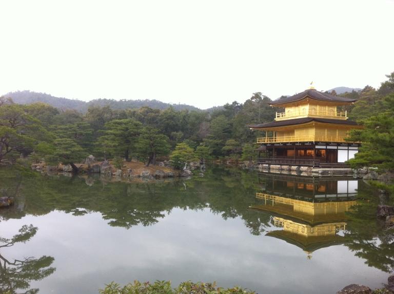 Golden Pavilion - Kyoto