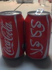 Coke - Tunisian style