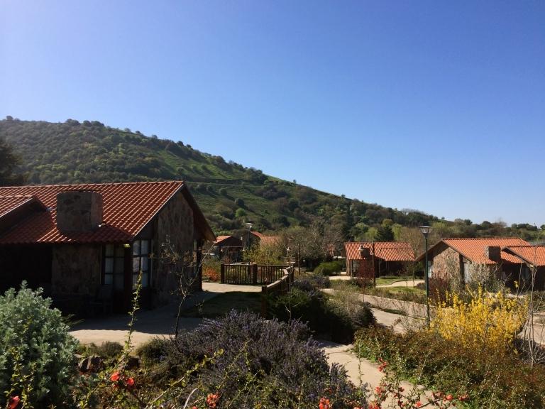 Golan Heights Kibbutz