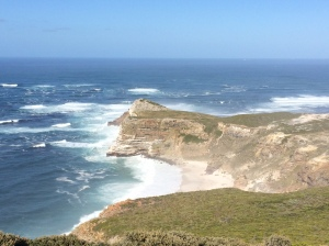 Bluffs of Cape of Good Hope