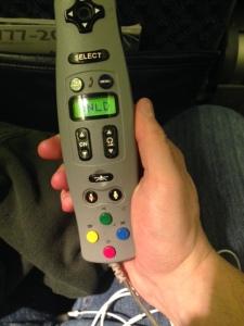 Plane remote