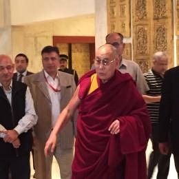 Dalai Lama - Lobby