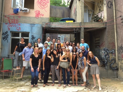 LIFE IN THE SLUMS  On set for one of Brazil's most popular telenovela tv shows at Globo Production Studios