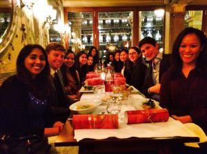 Dinner at ABC Quadri
