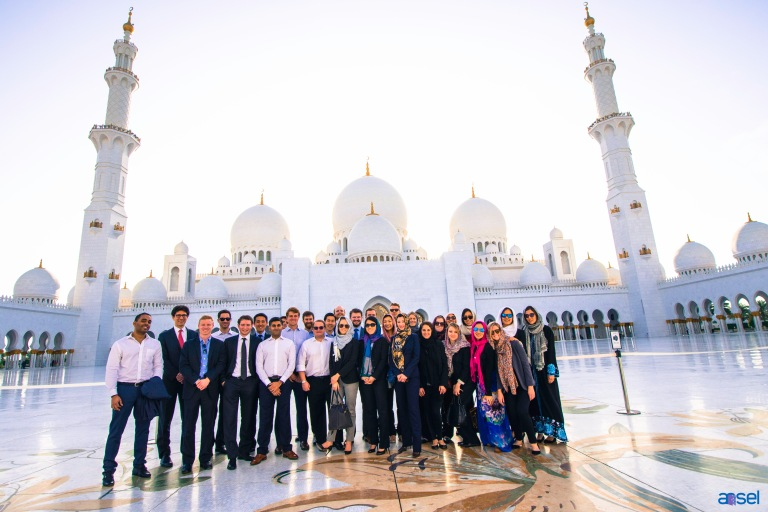 Group Grand Mosque-1