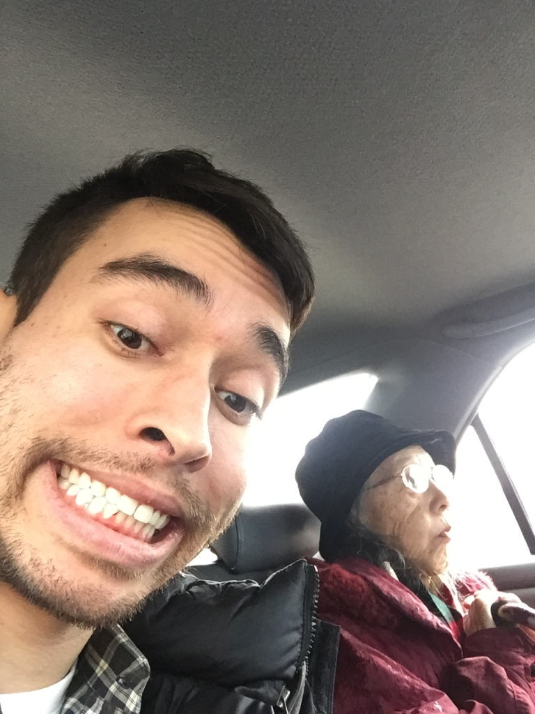 james-and-grandma