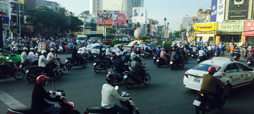 Vietnam Part 4: Back in NewYork