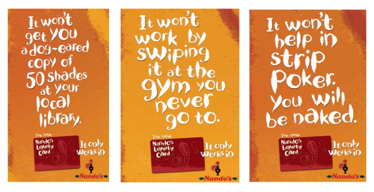 nandos-loyalty-card-campaign