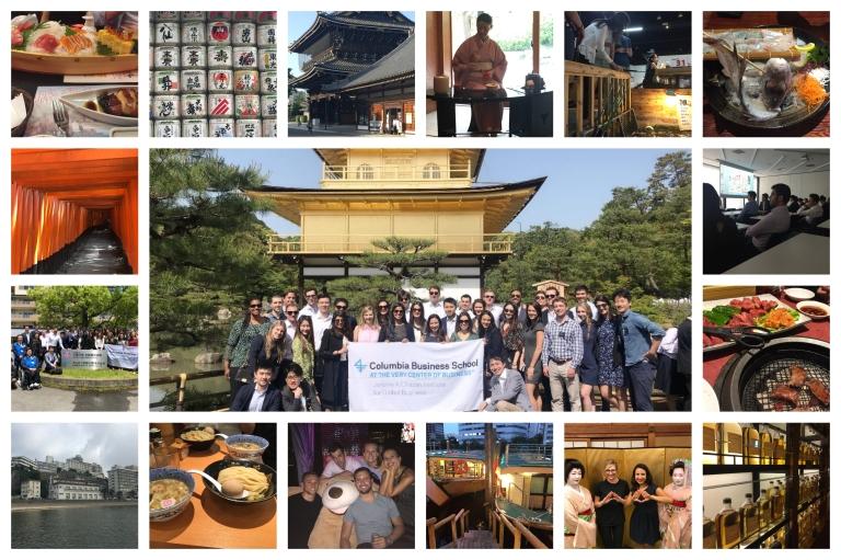 Japan collage