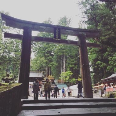 Nikko gate